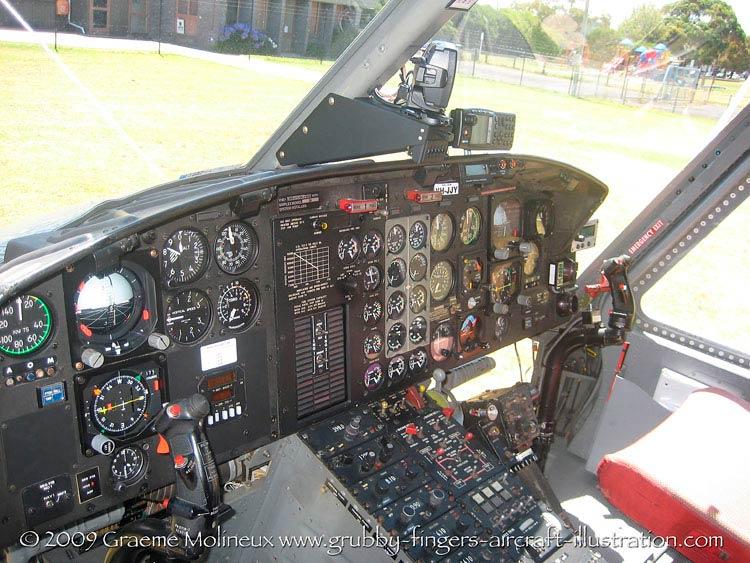 Bell 212 Vh Jjy Walkaround Gallery