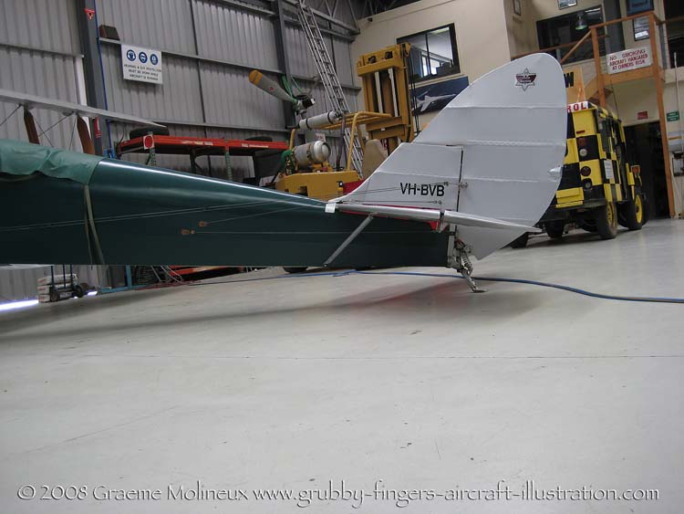 De Havilland Dh82 Tiger Moth Walkaround Photos