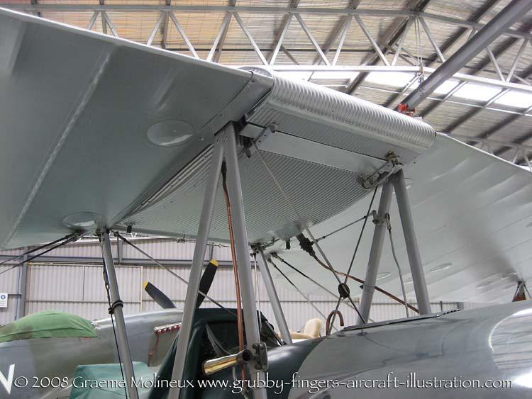 359943e49 de Havilland DH82 Tiger Moth Walkaround Photos